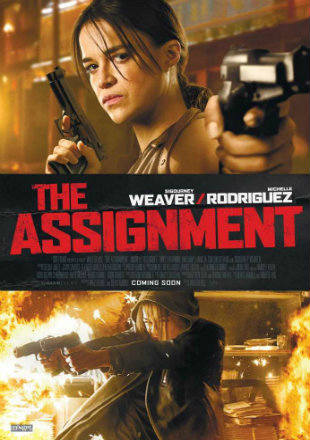 The Assignment (2016) English 720p HDRip x264 1.3GB