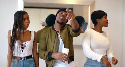 Video Nay Wamitego(Mr Nay) - Amsha Popo