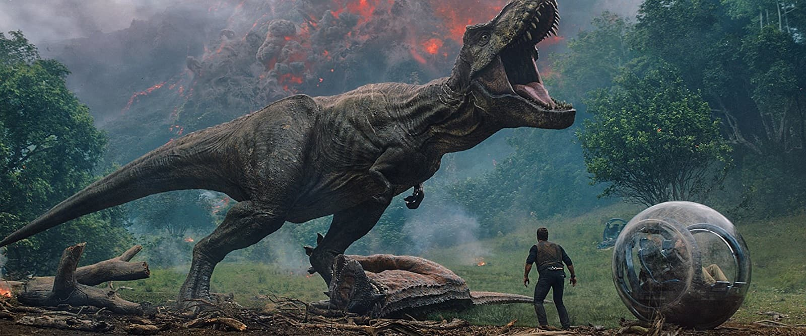 Мир Юрского периода 2, Мир Юрского периода, Фантастика, Рецензия, Обзор, Мнение, Отзыв, Jurassic World Fallen Kingdom, Jurassic World 2, Jurassic World, SciFi, Review