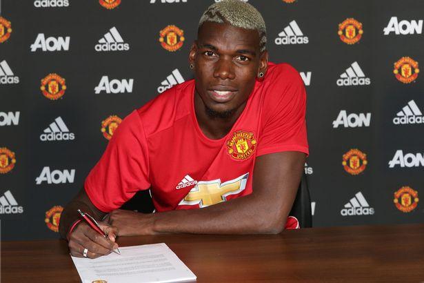 Paul Pogba à Manchester United, le transfert marquant de l'été
