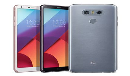 LG G6 4G mobile with Cashback and free 4G data offers