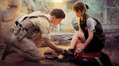 Biodata Pemain Drama Korea Descendants of the Sun RCTI