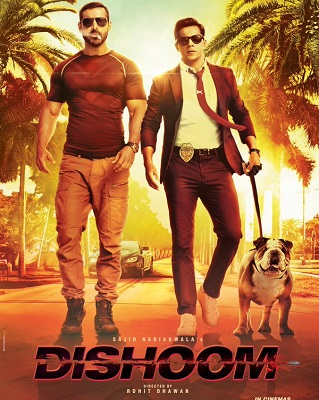 Dishoom Movie Download (2016) HD MP4, MKV 720p