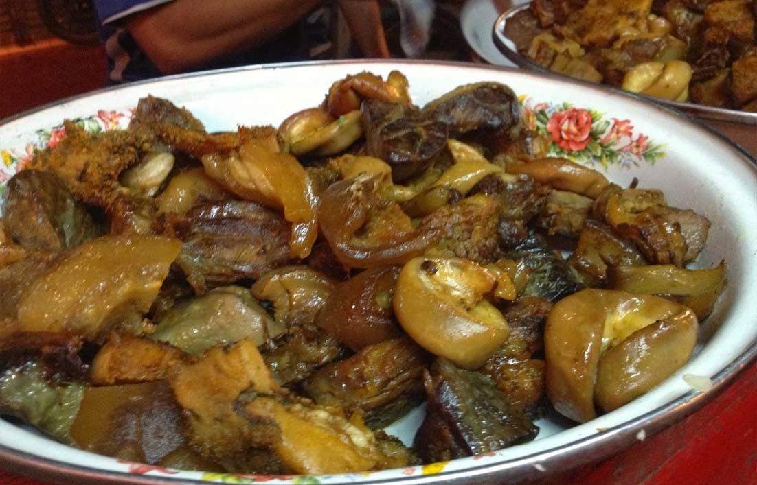 Pantangan dan Anjuran Makanan Penderita Trigliserida Tinggi