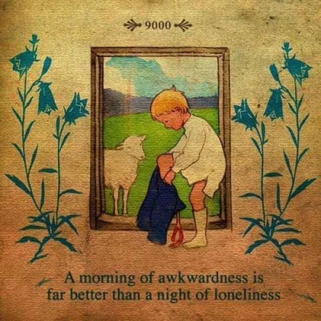 21 Images Discovered in Kids' Books That Raise So Many Questions - I would prefer a night of loneliness then.