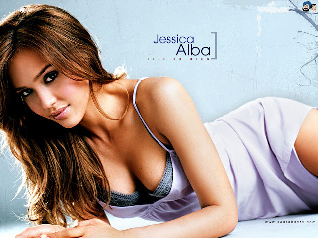 Jessica Alba Widescreen HD Wallpapers