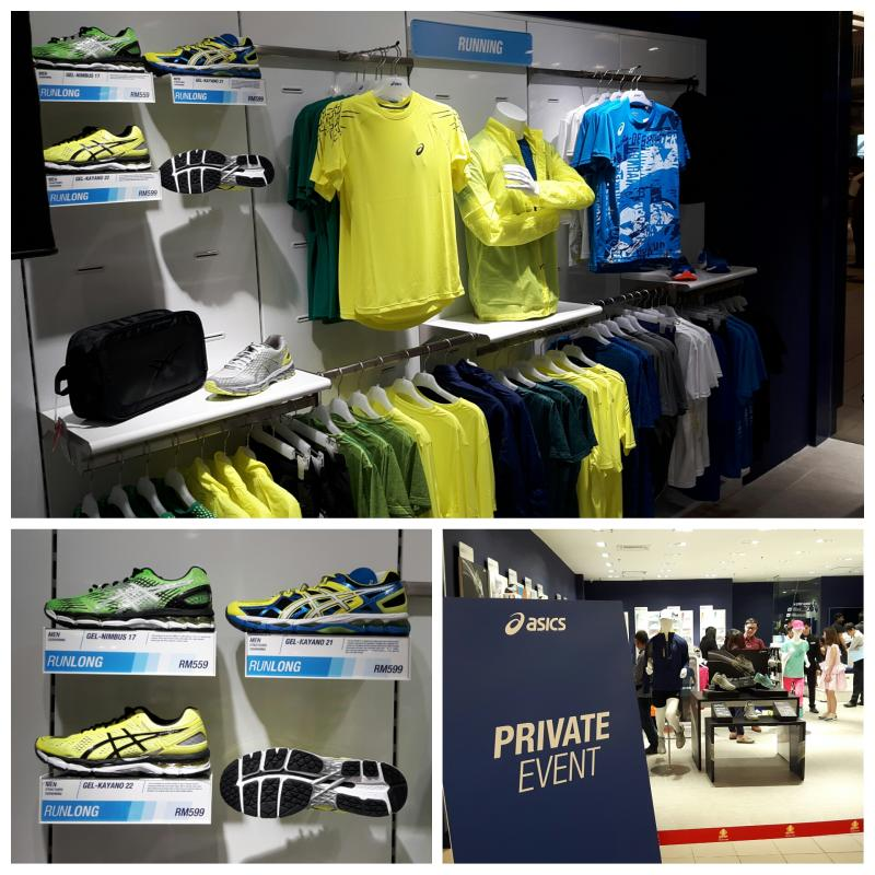 b2bf8d09d9d This specialized premium boutique with the proprietary ASICS FOOT ID is the  fourth mono brand store in Malaysia