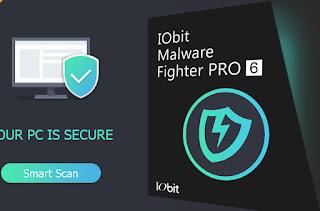 IObit Malware Fighter برنامج مكافحة البرامج الضارة استعراض وتحميل