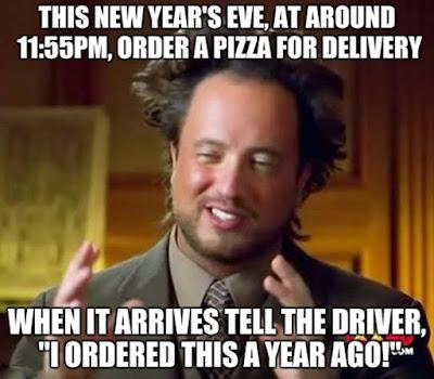 happy new year 2018 memes