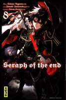 Actu Manga, Critique Manga, Kana, Manga, Owari no Seraph, Seraph of the End, Shonen,