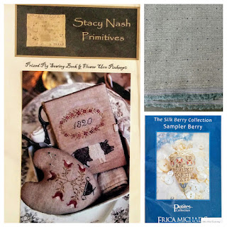 Creates Sew Slow: Heirs and Graces, Darley Dale