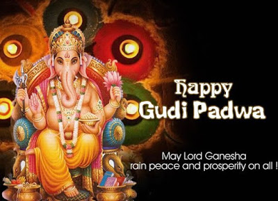 Gudi Padwa Festival Wishes