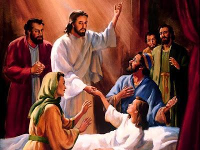 did matthew mark luke and john ever meet jesus