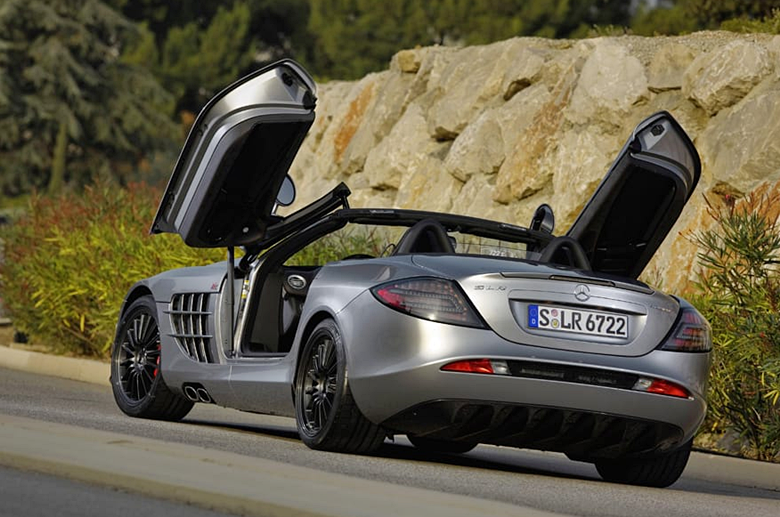 Mercedes-Benz SLR Mclaren Price