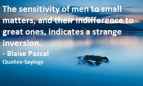 quotes about sensitivity