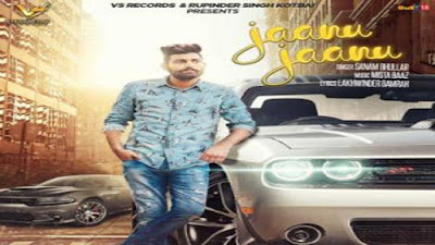 Jaanu Jaanu Lyrics - Sanam Bhullar | Mista Baaz | Latest Punjabi Songs 2017