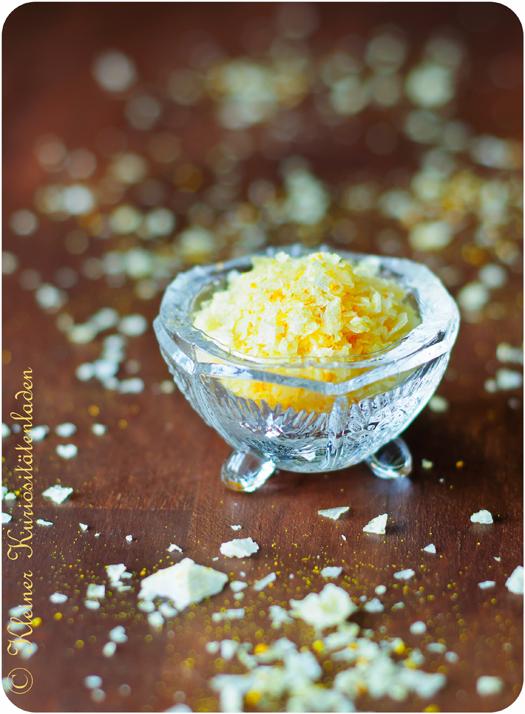 Orangen Und Zitronenpulver Und Was Man Alles Damit Anstellen Kann