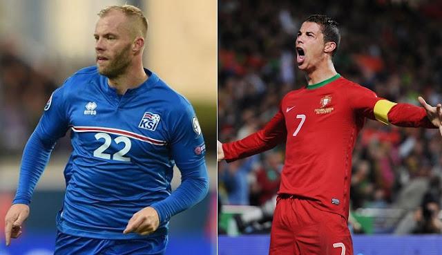 Portugal vs Islandia en vivo Eurocopa 2016