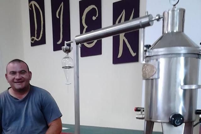 Το ΙΕΚ Επιδαύρου απέκτησε αποστακτήρα αιθέριων ελαίων
