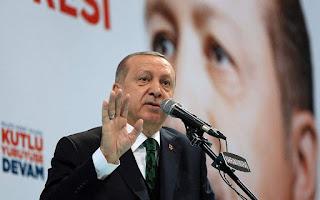 Οι τέσσερις πόλεμοι του Ερντογάν