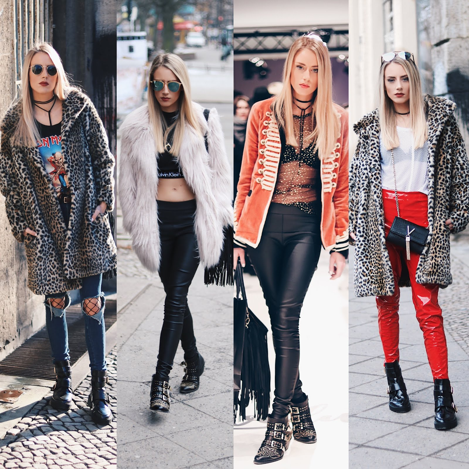 Meine Fashion Week Outfits 2017