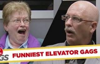 Funny Video – TOP 4 Elevator Pranks – Throwback Thursday