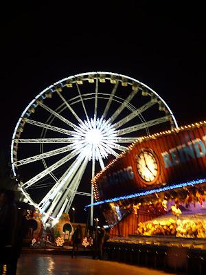Londres Winter Wonderland à Hyde Park