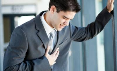 7 Gejala Serangan Jantung yang Mengintai Kaum Muda