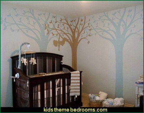 Silhouette Fun for Boys Wall Mura