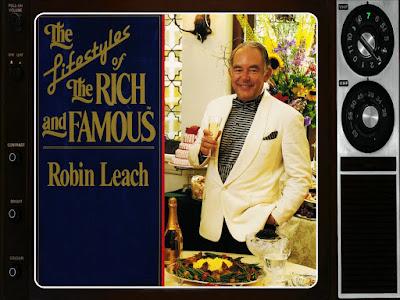 I'm Robin Leach