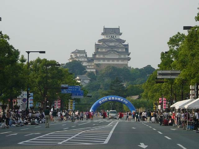 Himeji Oshiro Matsuri at around Himeji Castle, Himeji City, Hyogo