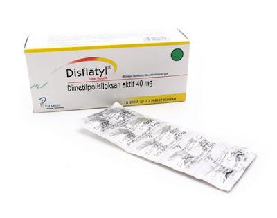 Disflatyl - Manfaat, Dosis, Efek Samping dan Harga