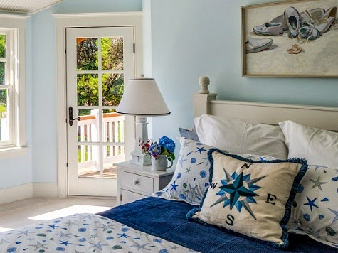Coastal Bedding Ideas