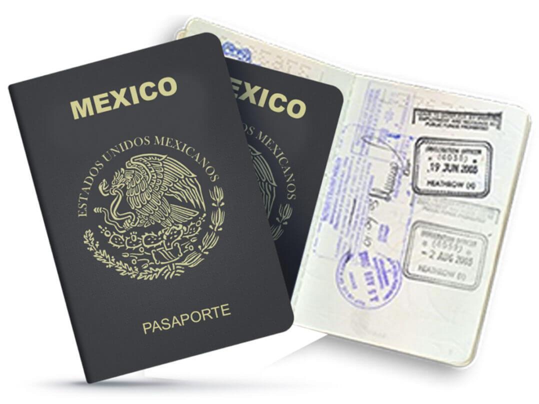 Información importante sobre el pasaporte mexicano
