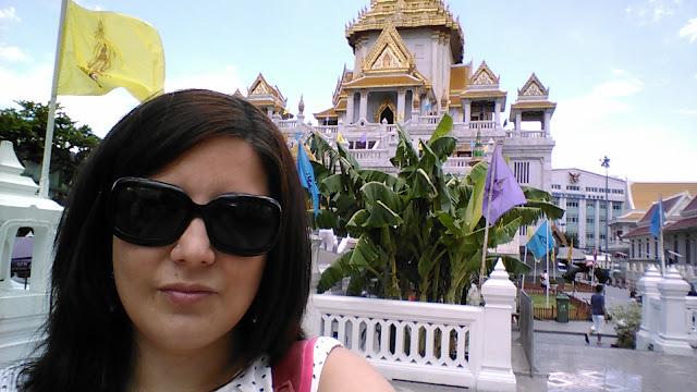 Wat Traimit, Buda de Oro Bangkok