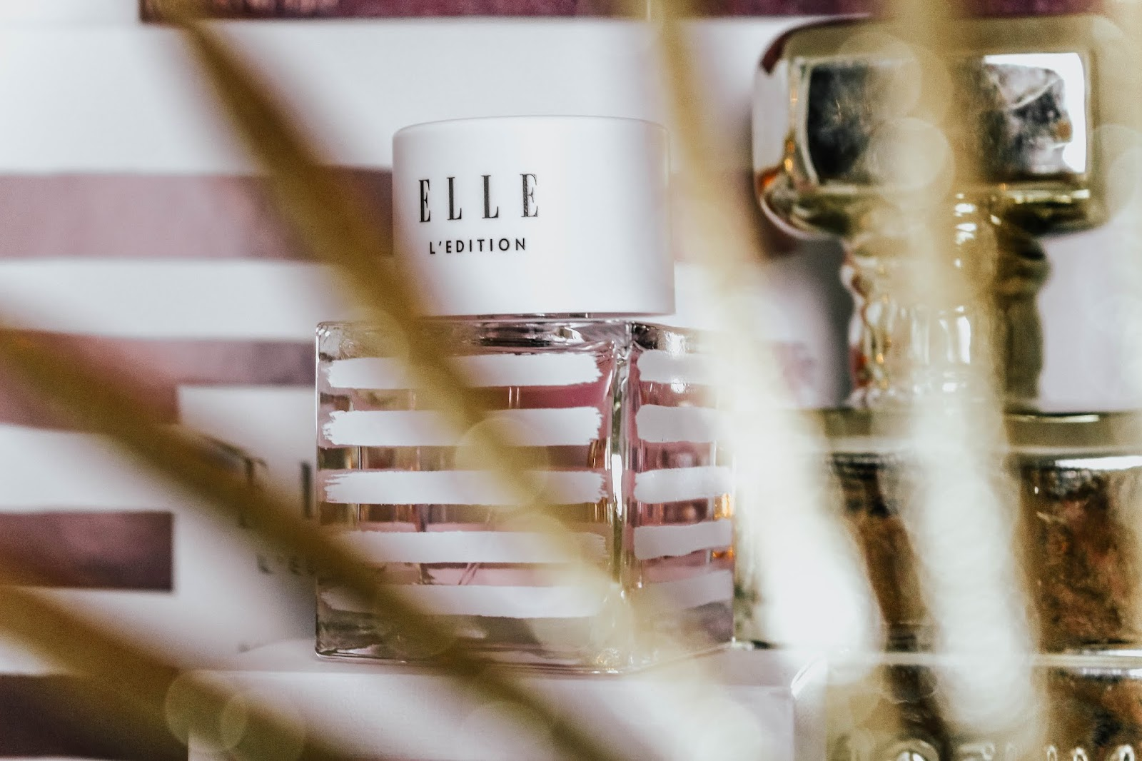 Elle L'Edition Eau de Parfum 50ml Beauty Blog Review