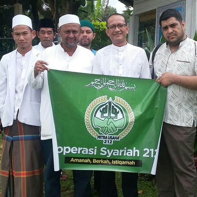 Alhamdulillah, Habib Rizieq Dukung Gagasan Eka Gumilar Bentuk Koperasi Syariah 212
