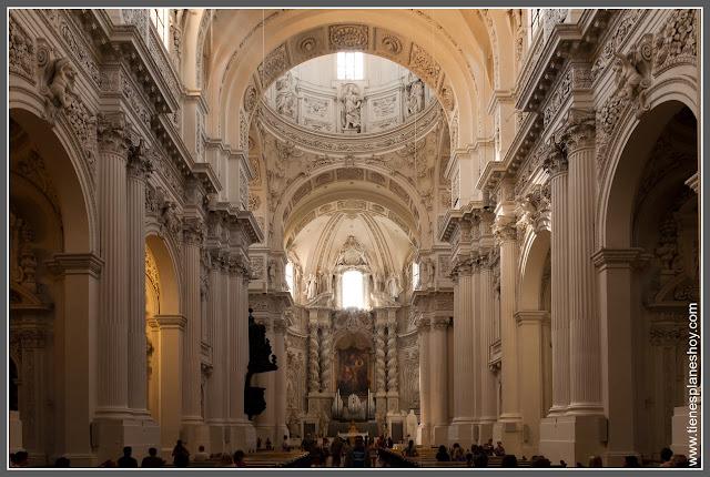 Iglesia Teatinos Munich (Alemania)