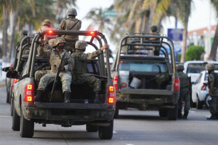 Dos sicarios muertos y un marino herido, saldo de enfrentamiento en el Puerto de Veracruz
