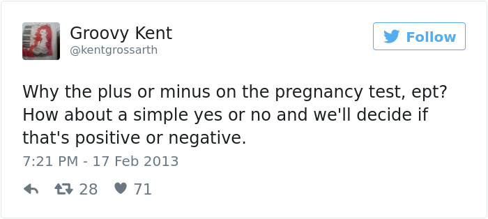 Parents Are Going To Love These 25 Funny Tweets About Pregnancy