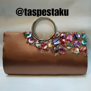 Tas Pesta Clutch Bag Handmade Murah