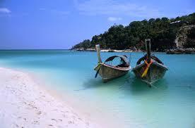 Pantai di Thailand