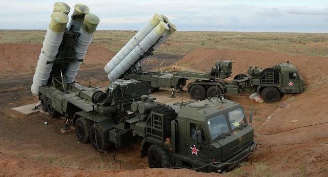 Turki: Transaksi Rudal S-400 dengan Rusia Selesai Pekan Ini