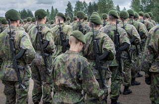 Jehovah's Witnesses to avoid conscription was ruled discriminatory by Finland's Parliament.
