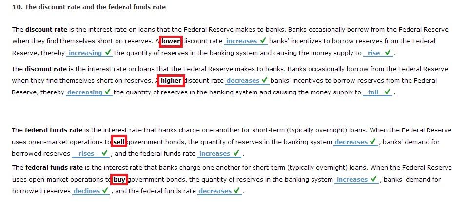 Orange: Macro. Chapter 16 【The Monetary System】