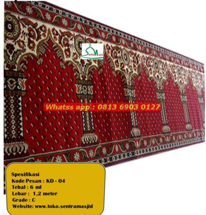 Harga Karpet Masjid di Solo 2020 Hub 081369030127