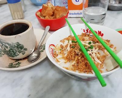 Kedai Kopi Segar pekanbaru
