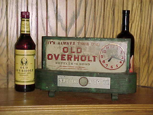 Oldoverholtclock