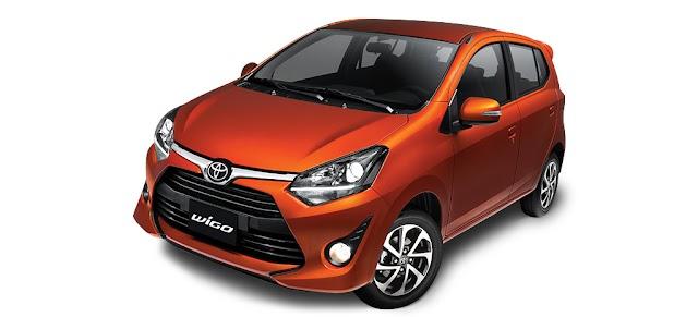 Toyota WIGO Pricelist - As of January 2019 (Luzon - Philippines)