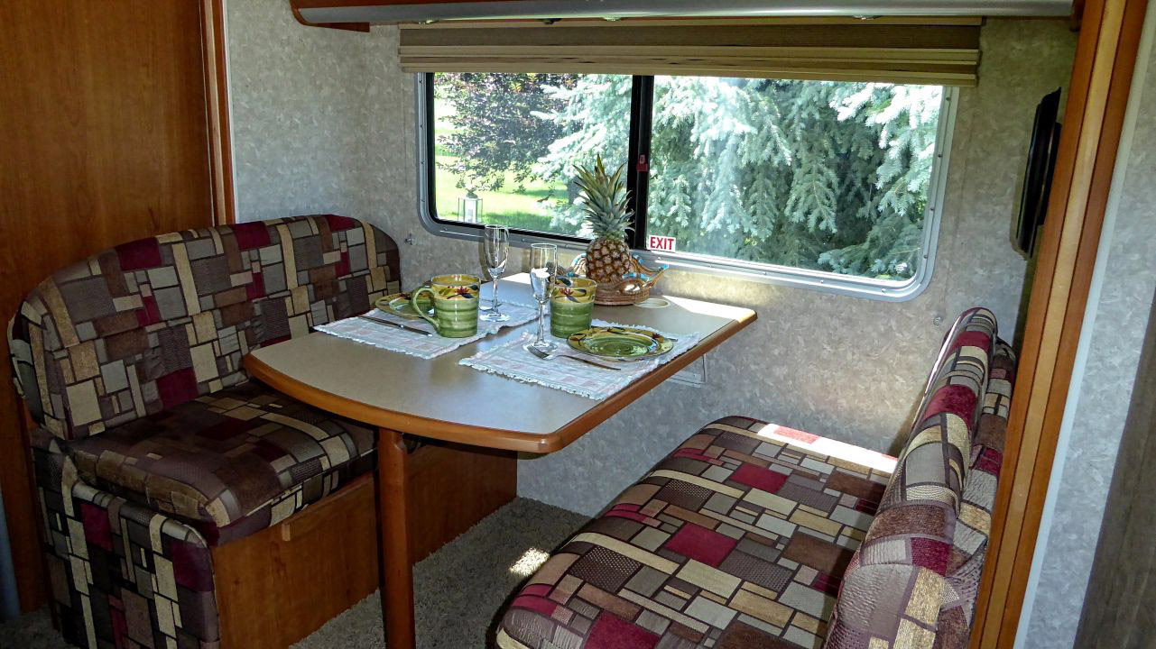 Mexico-ready '09 View For Sale · Escapees RV Club